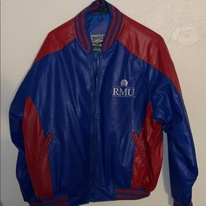 Steve & Barry's Robert Morris Univ. Bomber Jacket